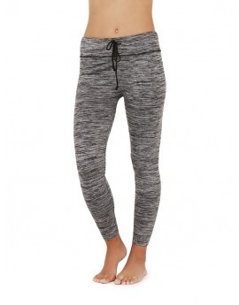 Mantra Grey Marl Fitness Leggings