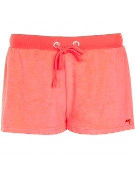 Enya Neon Velour Shorts