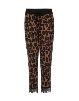 Alice Leopard Print Lounge Pants
