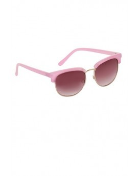 Perth Pink Framed Cat Eye Sunglasses