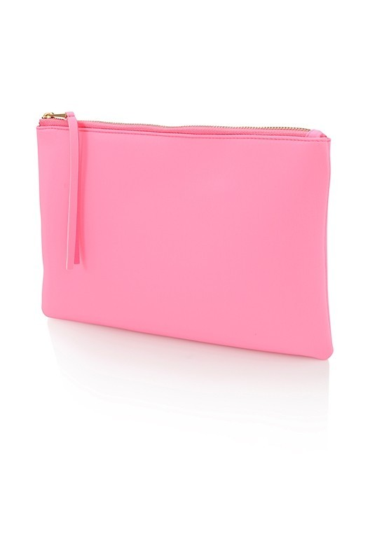 select for original vivid and great in style newest collection Neon Pink Clutch