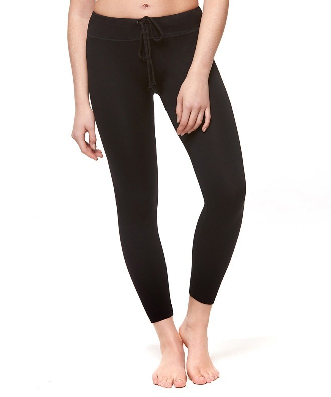 Black Seamless Fitness Leggings