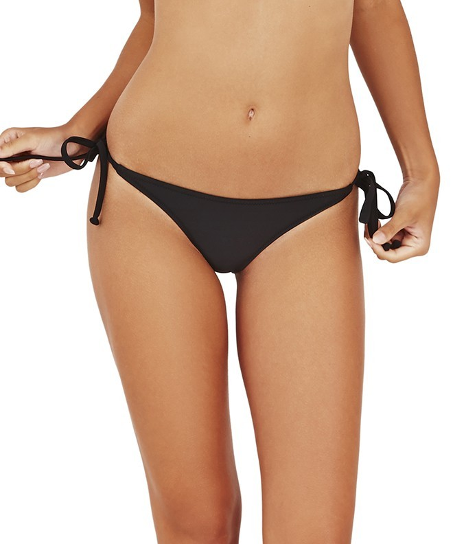 Jenni Mix & Match Black Tie Side Bikini Brief