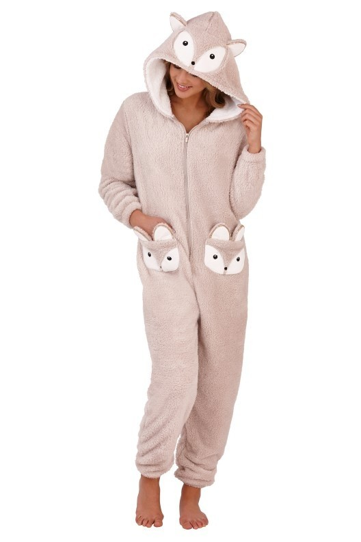 Loungeable Squirrel 3D Novelty Onesie