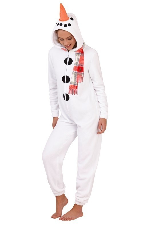 Loungeable Novelty Snowgirl Onesie