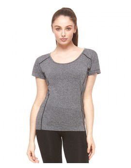 Marl Grey Fitness T-Shirt