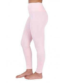 Pastel Pink High Waisted Leggings