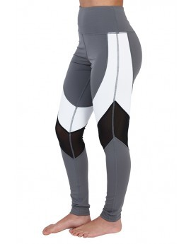 Mono Sculpt Leggings Charcoal