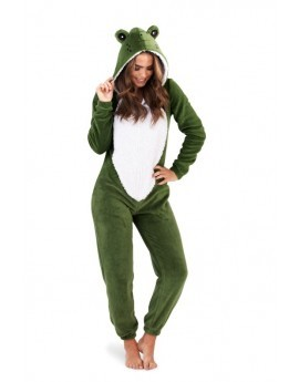Loungeable Novelty 3D Green Frog Onesie