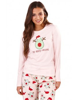 Avo Merry Christmas Pyjama Set