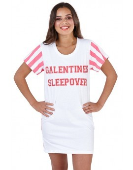 Loungeable Galentine's Sleepover Nightshirt