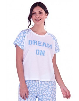 Loungeable Dream On Pyjama Set