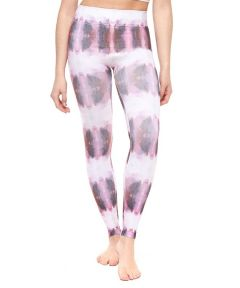 Watercolour Tie Dye Fitness Leggings
