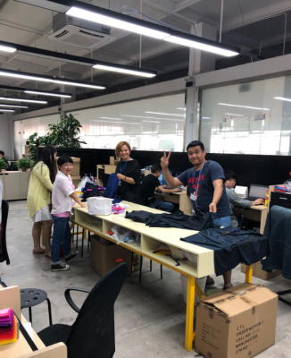 One of Our Chinese Factories