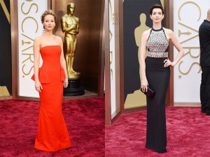 The Best of the Dresses: Academy Awards 2014