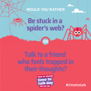 Its Time To Talk...